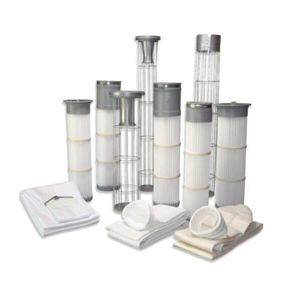 Colectores de polvo Macrofilter®