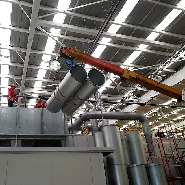 Fabricacion de sistemas de HVAC Macrofilter (8)-min