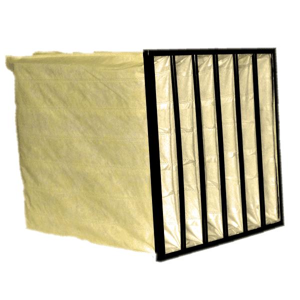 POCKET PLASTIC FILTER proveedor de filtros industriales de bolsa Macrofilter