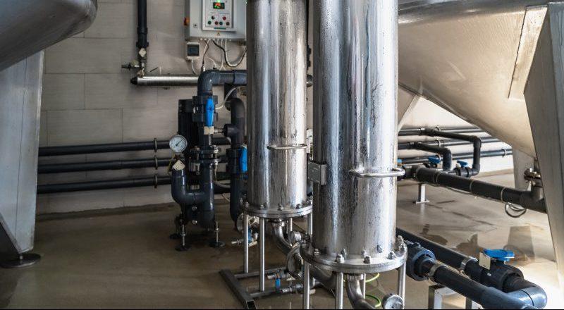 Sistemas de filtración de agua Macrofilter
