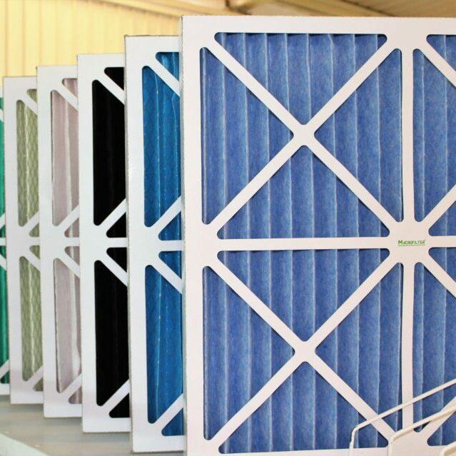 Proceso de Fabricación de filtros industriales Macrofilter